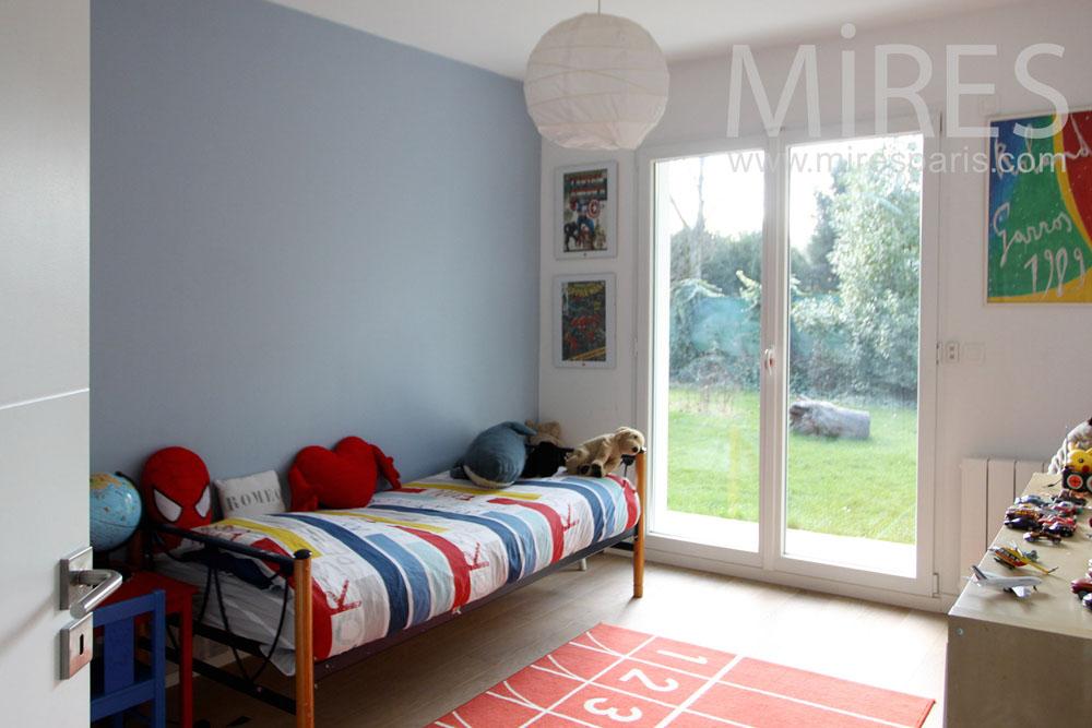 Sweet bedroom. C1306