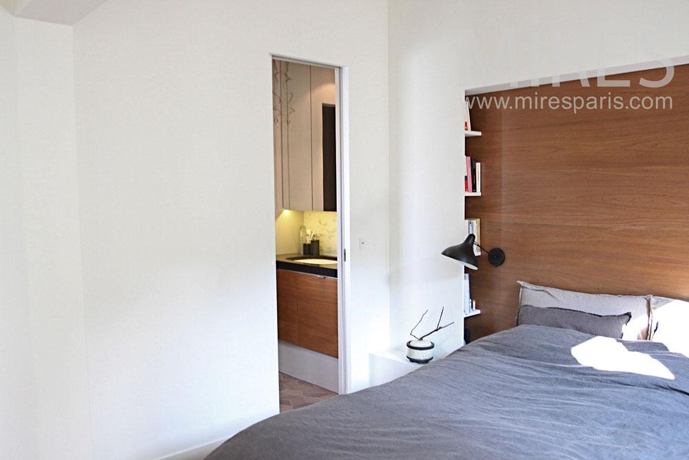 chambre a coucher paris - chambre coucher l gante c1320 mires paris
