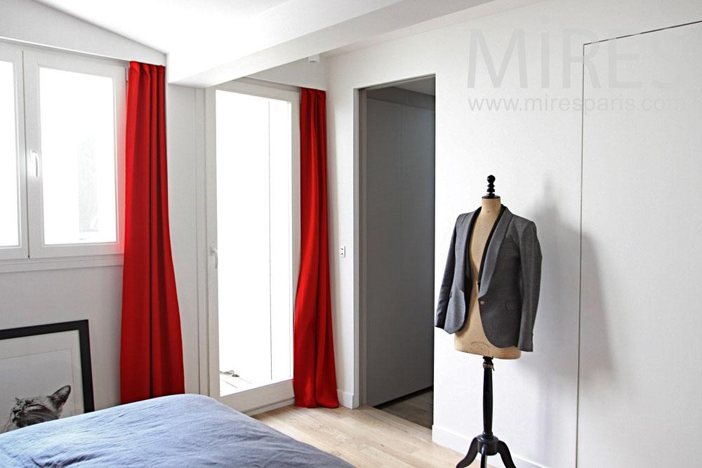 Chambre à coucher élégante. C1320