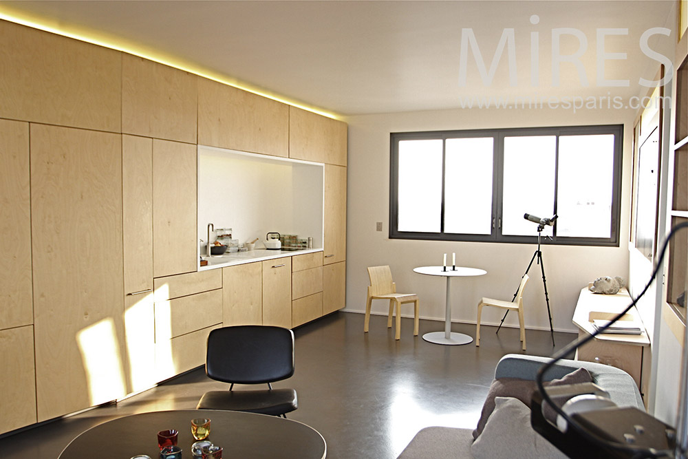 Small apartment with terrace. C1324