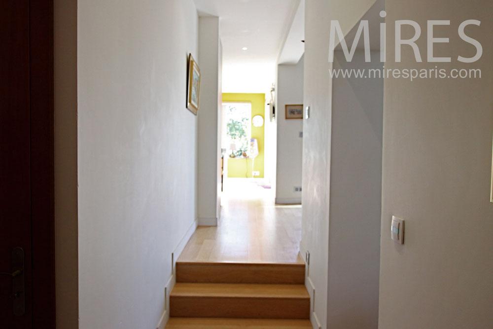 Couloirs réunis. C1361