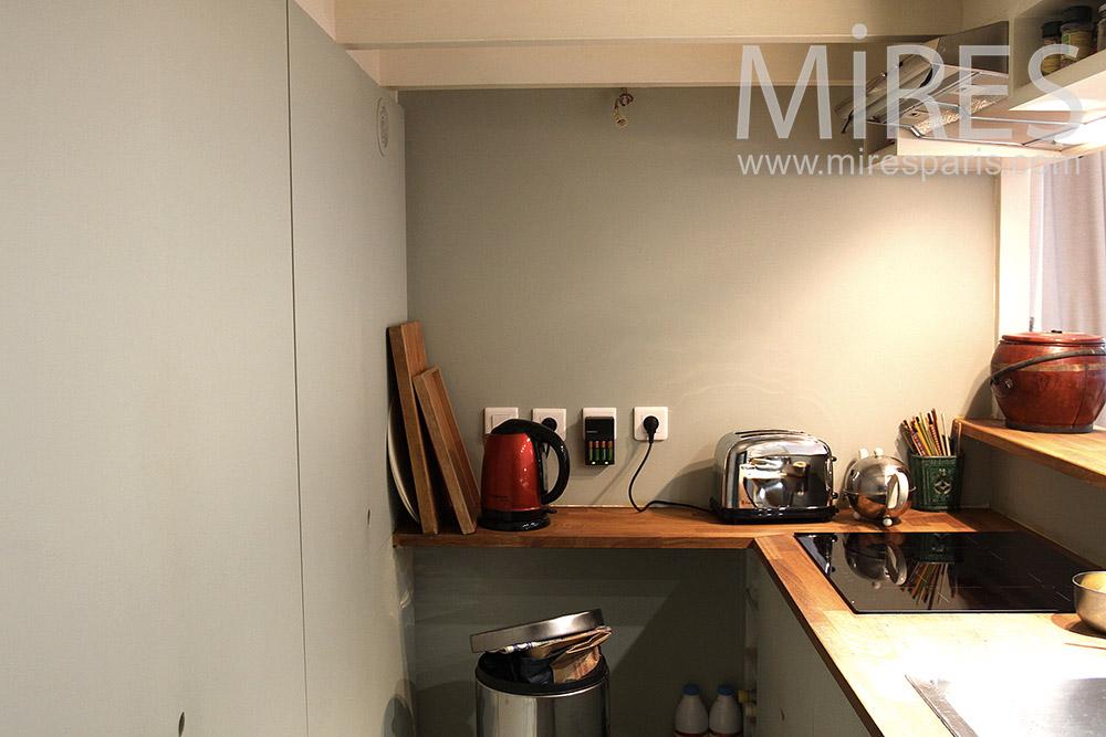 cuisine encastr e c1370 mires paris. Black Bedroom Furniture Sets. Home Design Ideas