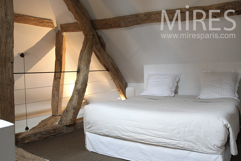 Pretty attic room. c1372