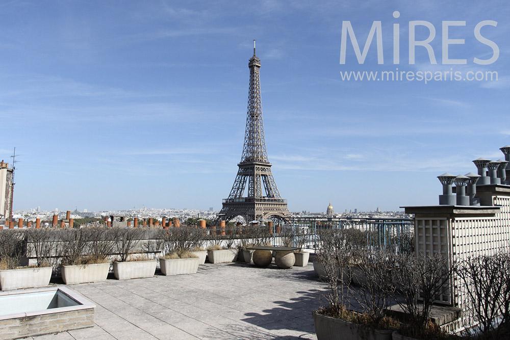 T'as voulu voir Paris. C1377