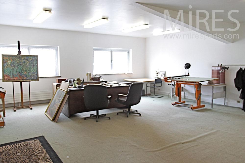 Bureau à l'étage. C1392