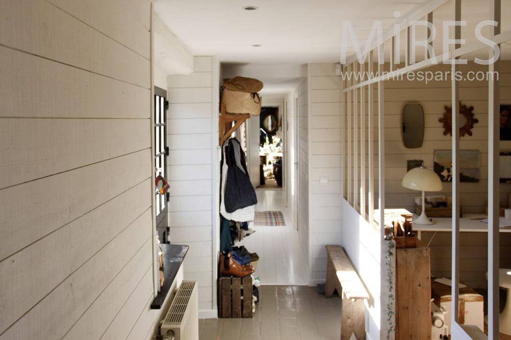Hallways. C1393