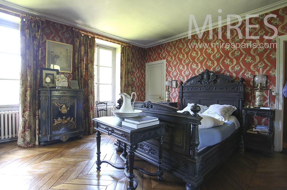 Chambre de l'ancien temps. C1396