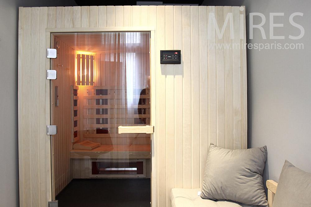salle de boxe moderne c1400 mires paris. Black Bedroom Furniture Sets. Home Design Ideas
