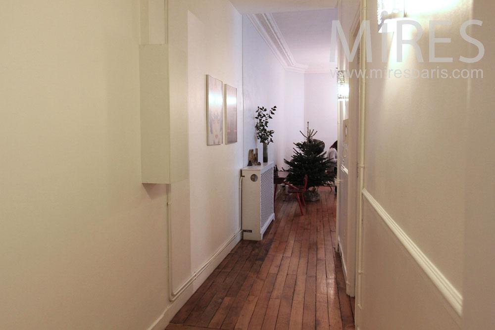 Couloirs et enfilades. C1409