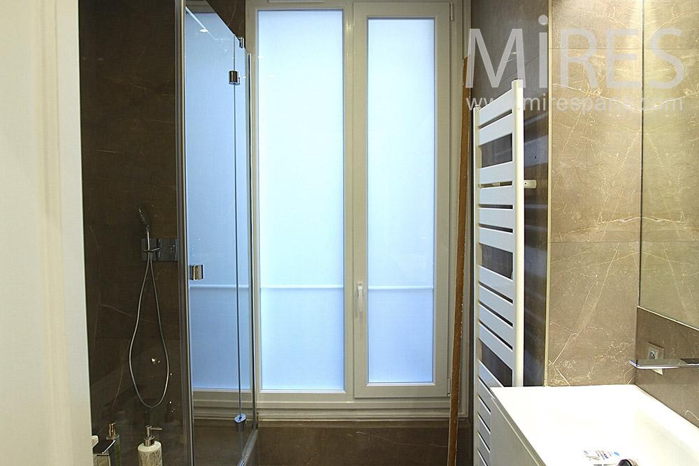 Salle De Bain Compacte Design : Salle de bains compacte c mires paris
