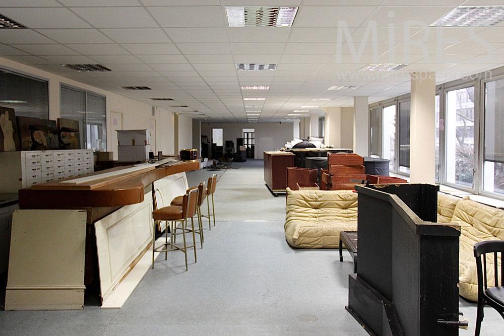 Open space. C1413