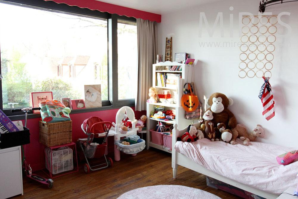 Bedroom for the little girl. C1415