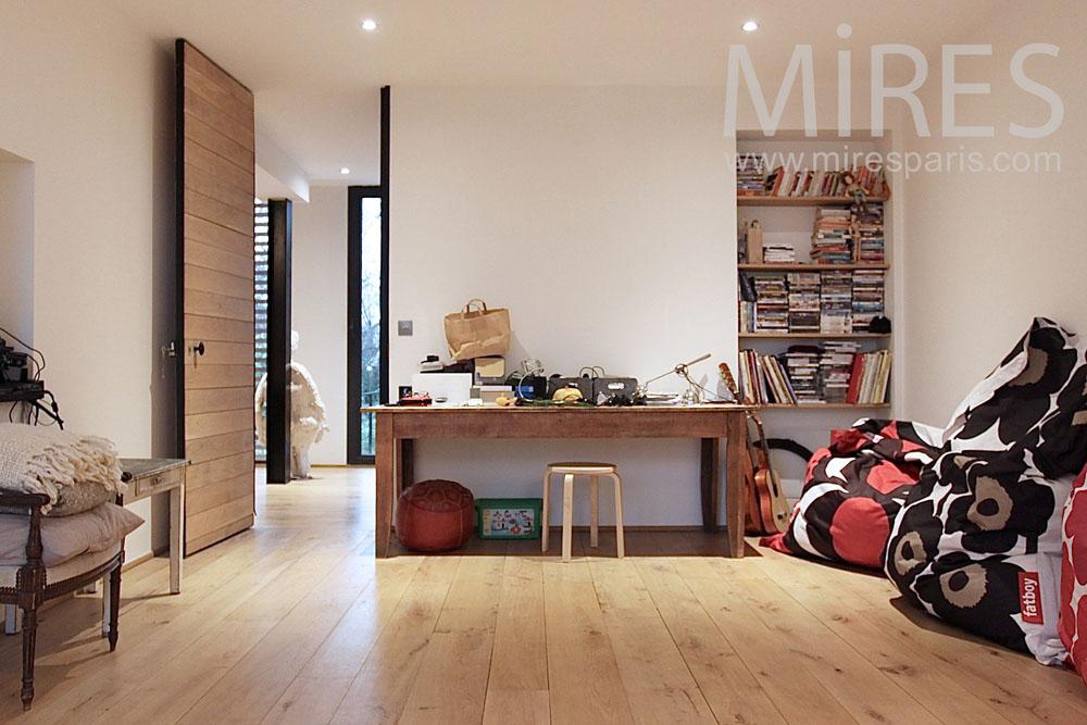 Bureau moderne france bureaux nimes pascual architecte mobilier