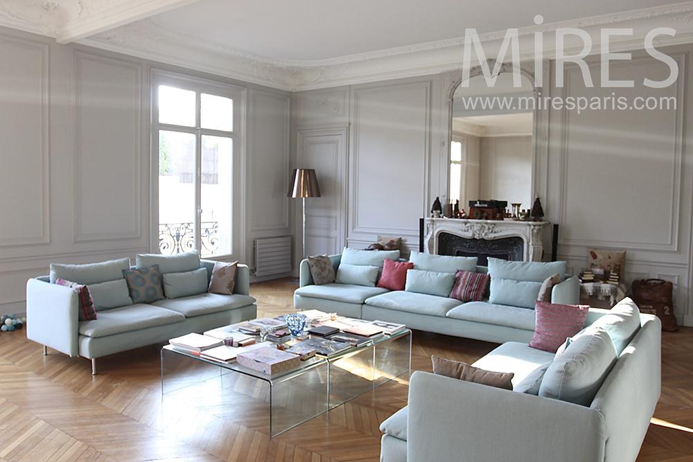 L'art de l'espace parisien. C1423