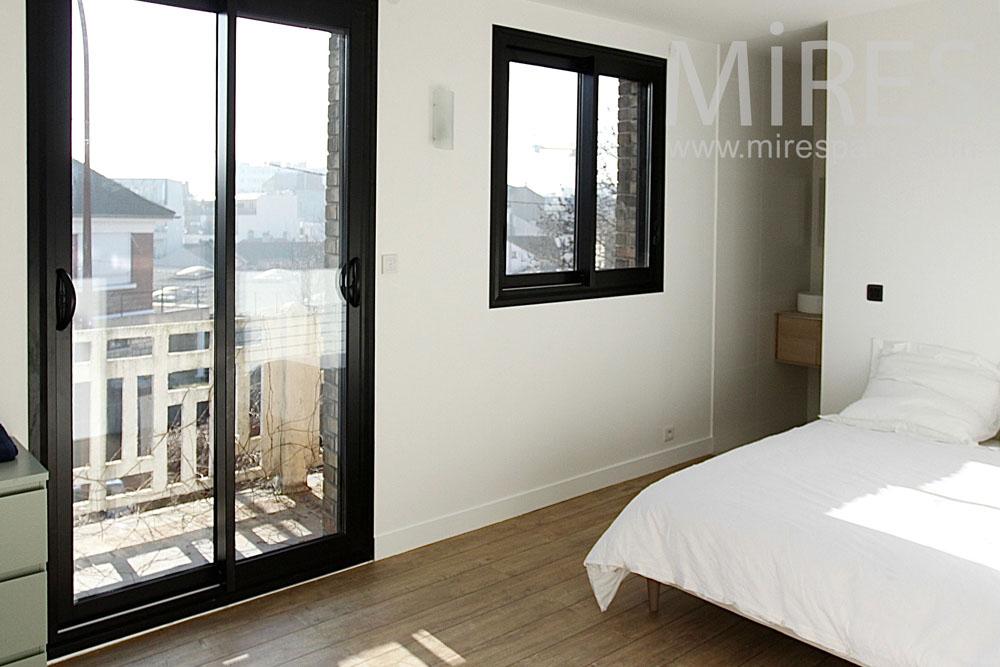 Nook bedroom. C1426