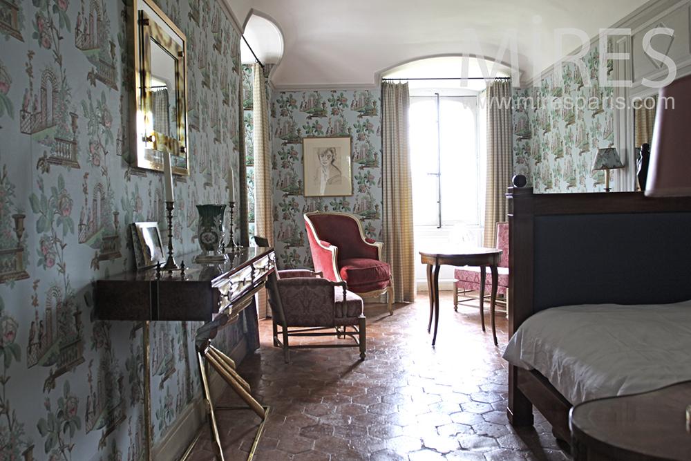 Chambre Romantique Paris : Chambre romantique c mires paris
