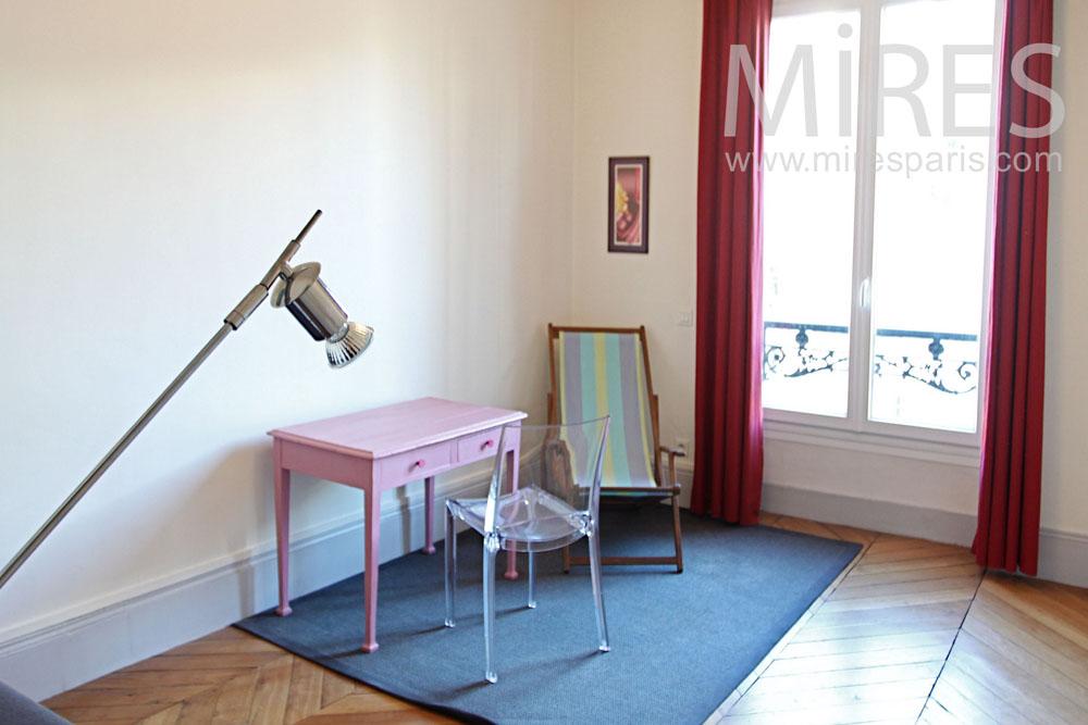 Petit bureau, chambre d\'amis. C1280 | Mires Paris