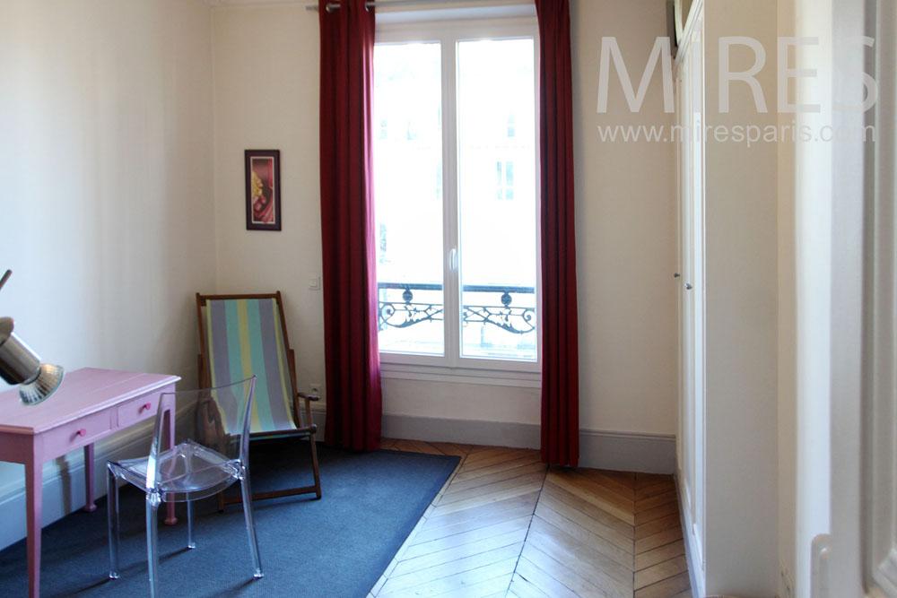 Petit Bureau Chambre D Amis C1280 Mires Paris