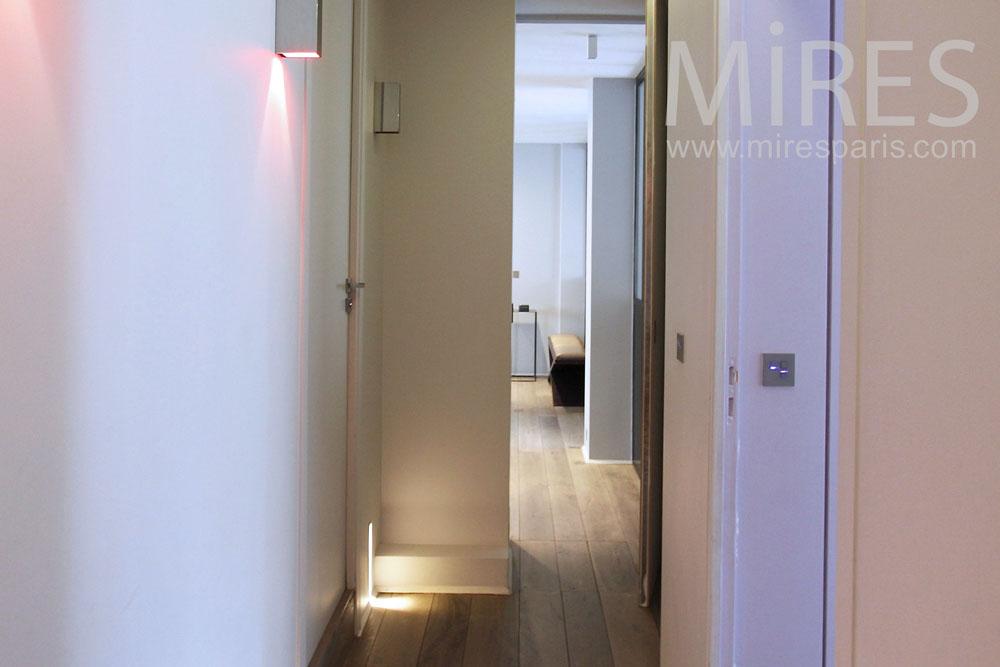 Couloirs parisiens. C1442