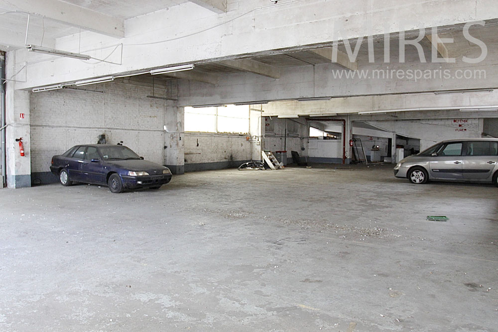 Imprecise floor. C1444