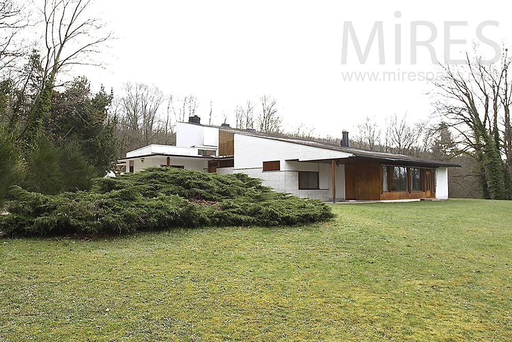 Architect house. C1451