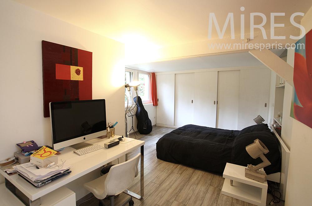 Grande chambre parentale. C1465   Mires Paris