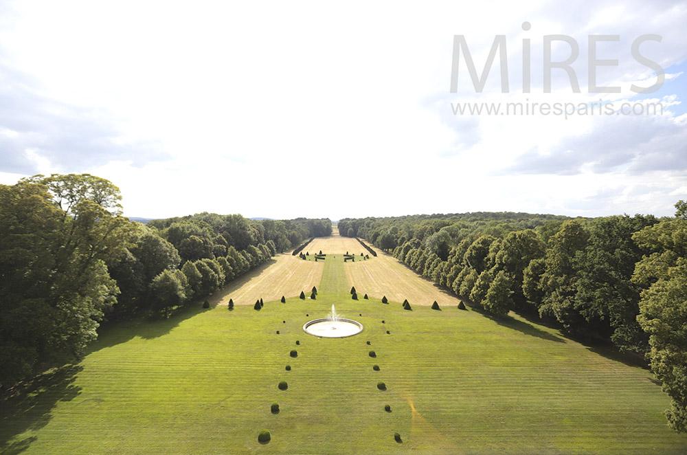 A majestic park. c1467