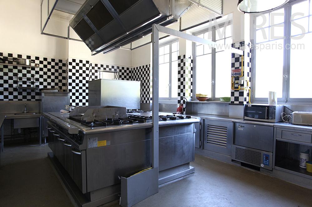 Collective kitchen. c1469