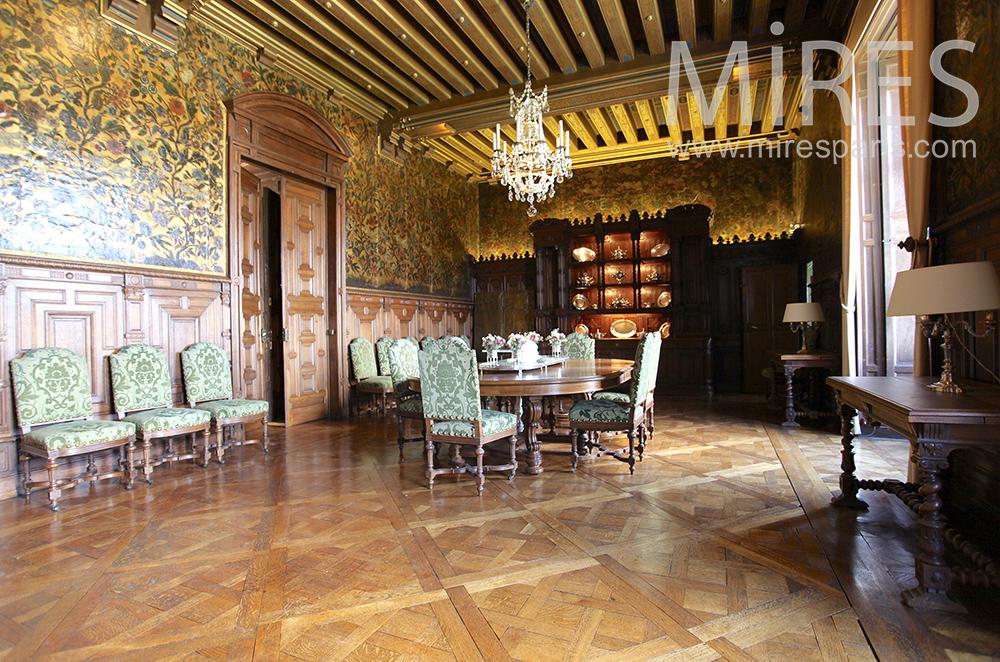 Renaissance Dining room. C1474