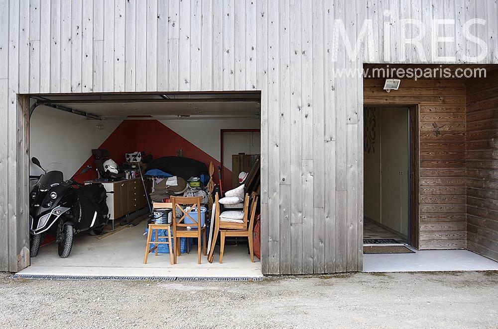 Cave et garage. C1485