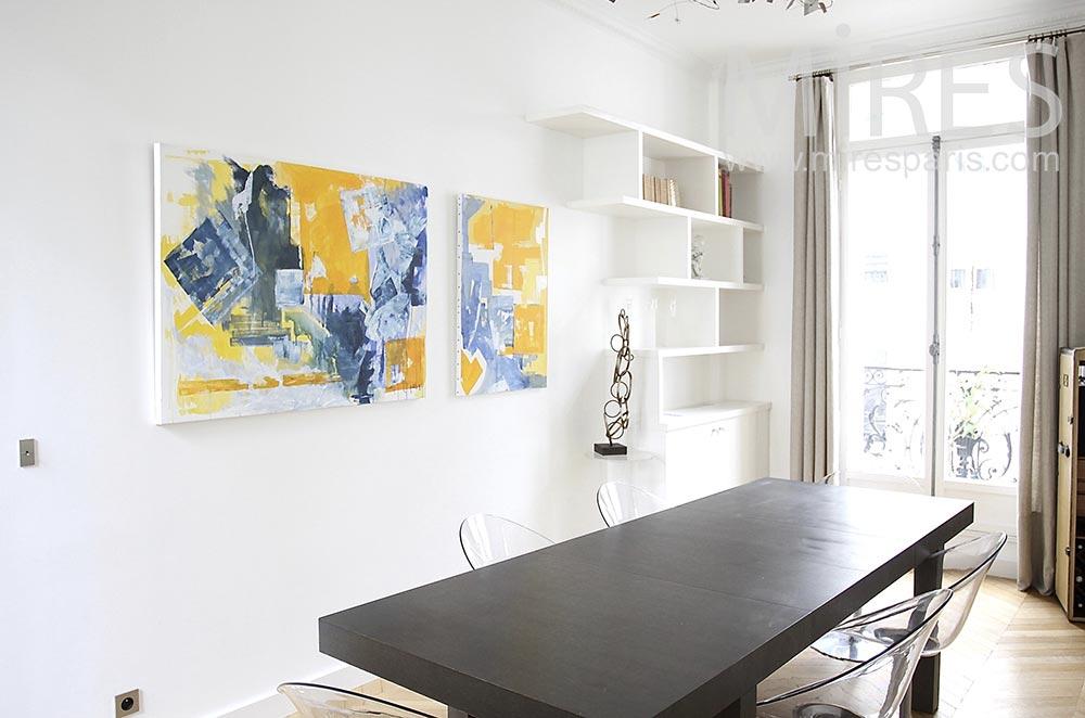 Simple salle à manger. C1490
