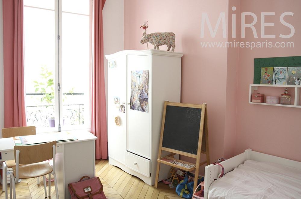 Chambre pour enfance studieuse. C1490