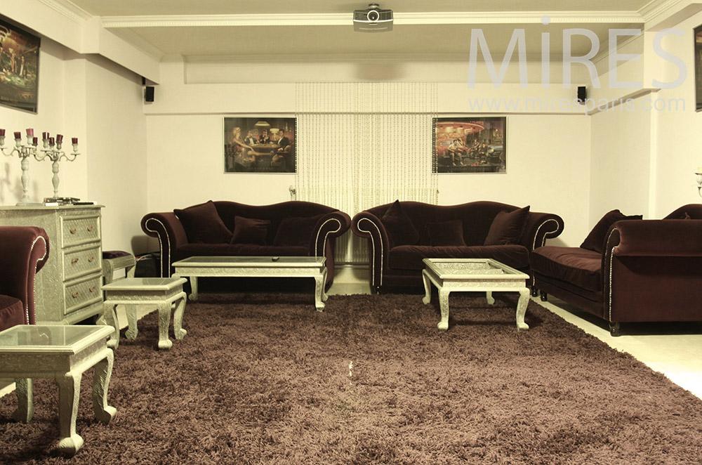 Spacieux home cinéma. C1491