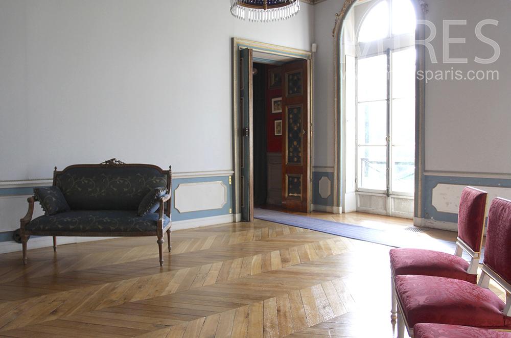 Salon lumineux c1242 mires paris - Salon lumineux ...