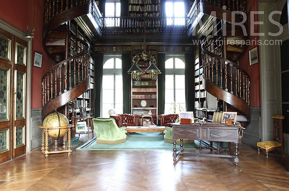 Old library. C1242