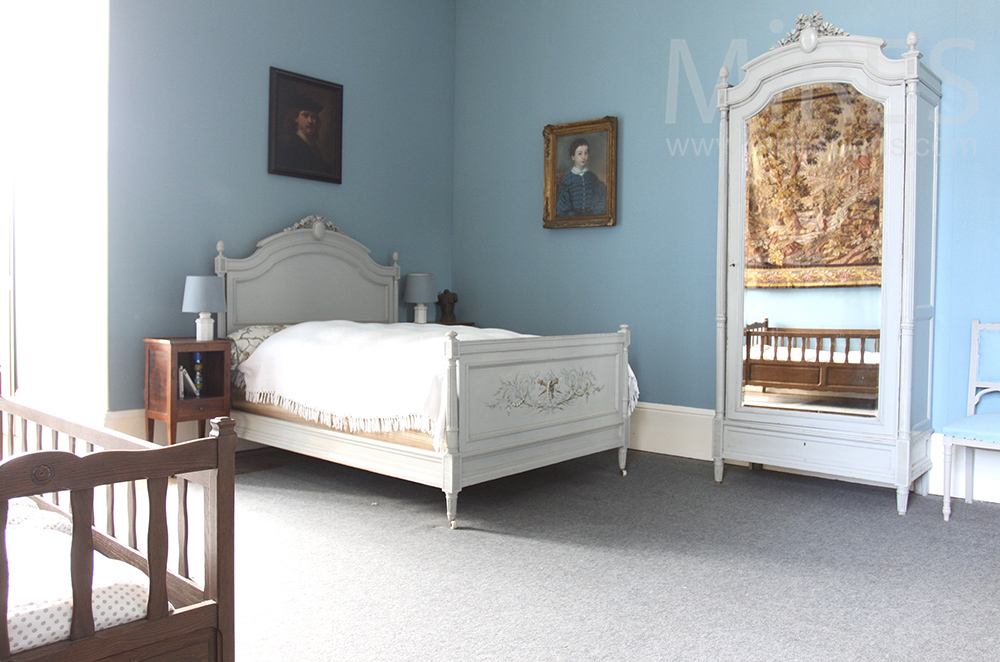 Chambre nuit azur. C1495