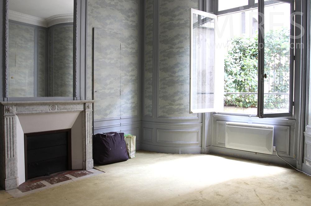 Appartement en rez-de-chaussée. C1496