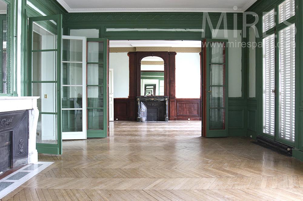 Appartement impérial. C1496