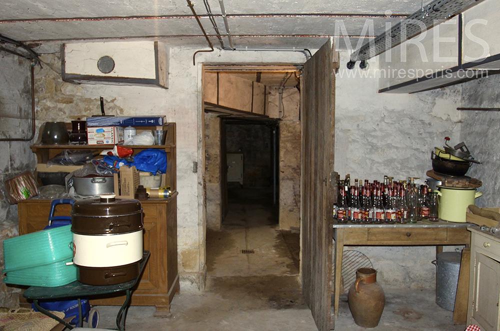 Old cellar. C1501