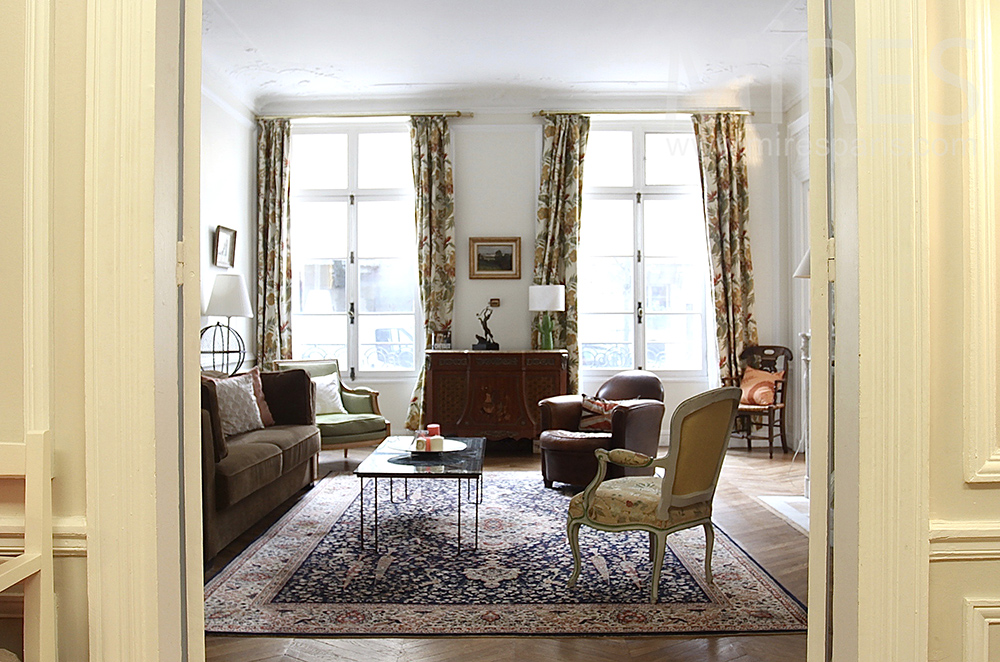 Mignon salon vintage. C1502