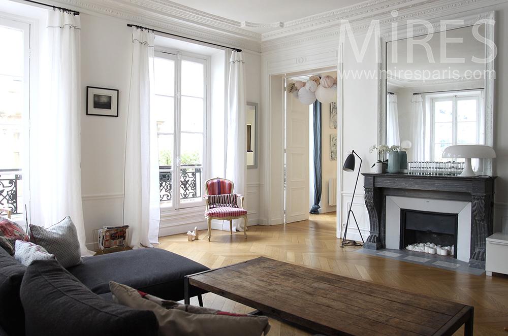 Agréable appartement familial. C1503