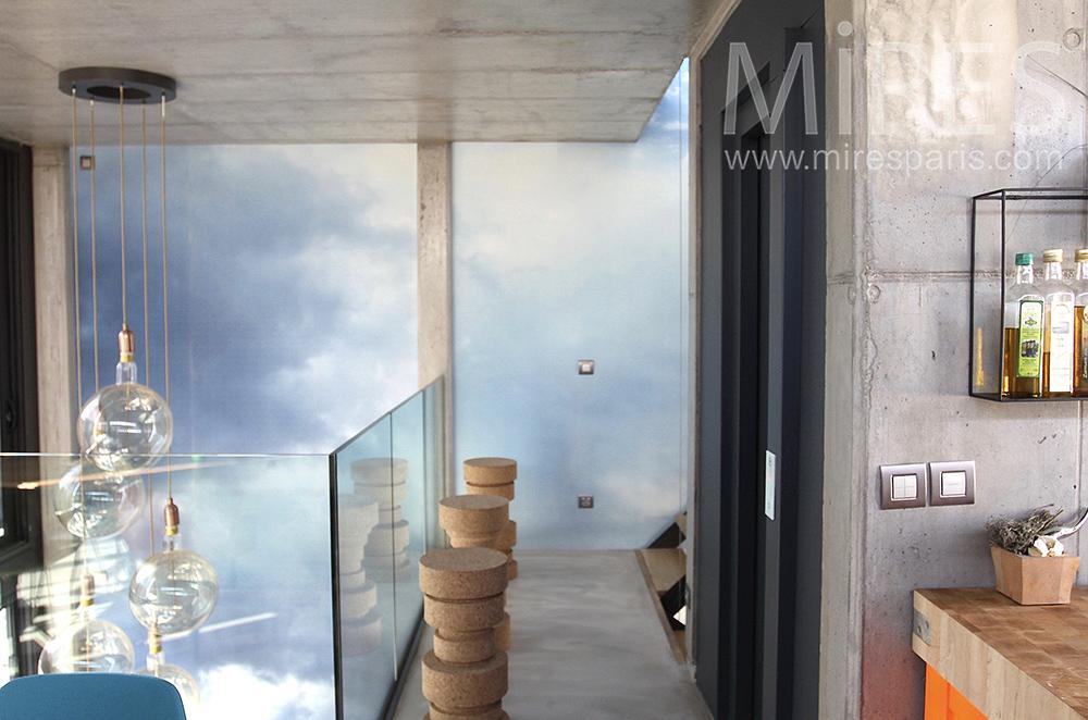 Ascenseur int rieur c1504 mires paris for Ascenseur interieur