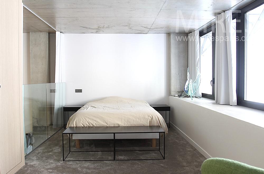 Chambre cubique. C1504