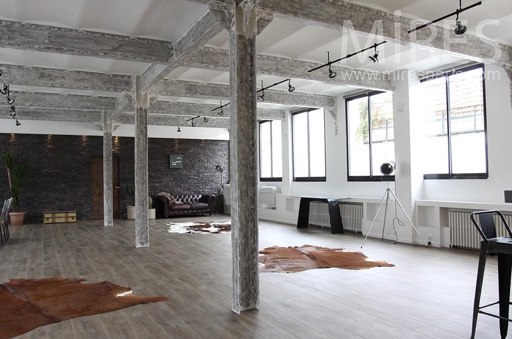 Espace et appartement. C1506