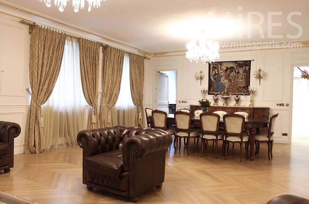 Appartement du classicisme. C1510
