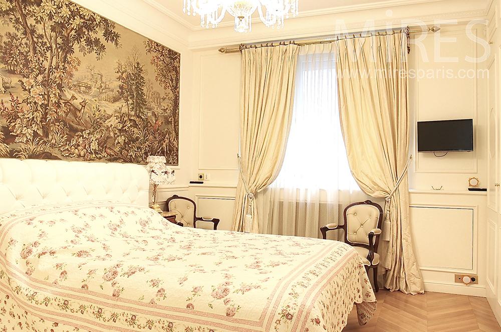 Chambre et tapisserie. C1510