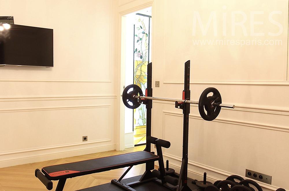 Salon de sport. C1510