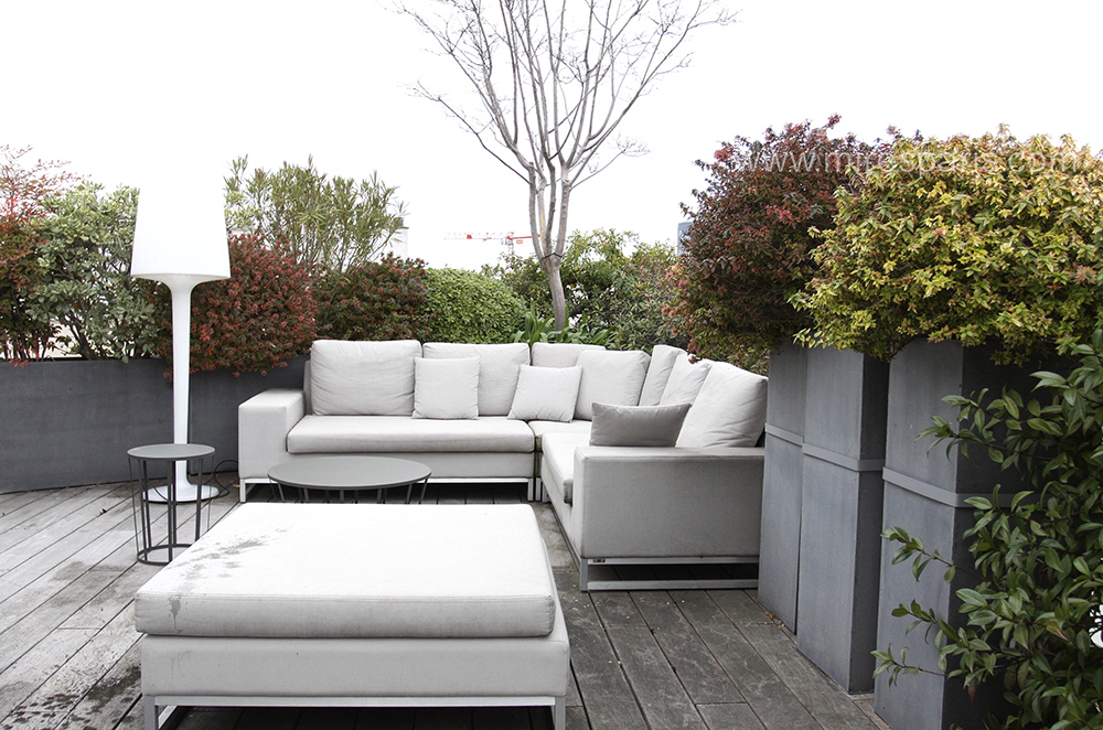 Rooftop confortable. C1519