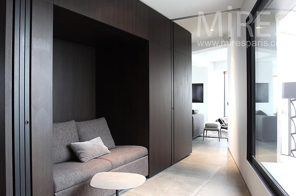 Sofa corner. C1521