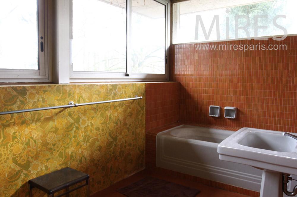 Salle de bains classique c1528 mires paris for Salle de bain classique